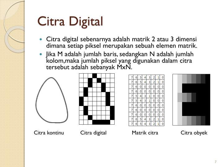 Citra Digital