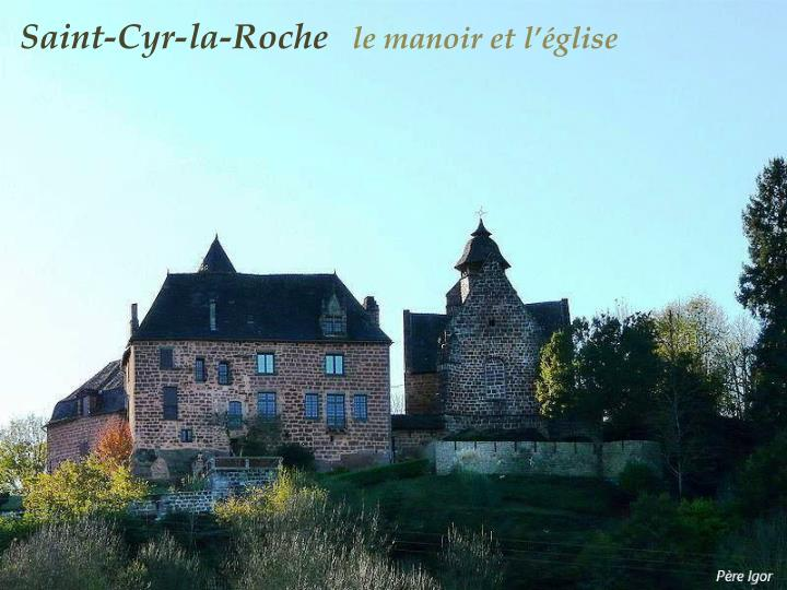 Saint-Cyr-la-Roche