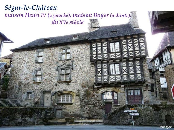 Ségur-le-Château