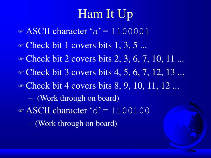 ASCII character '