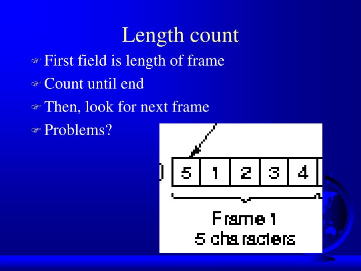 Length count