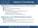solution 3 tool offerings