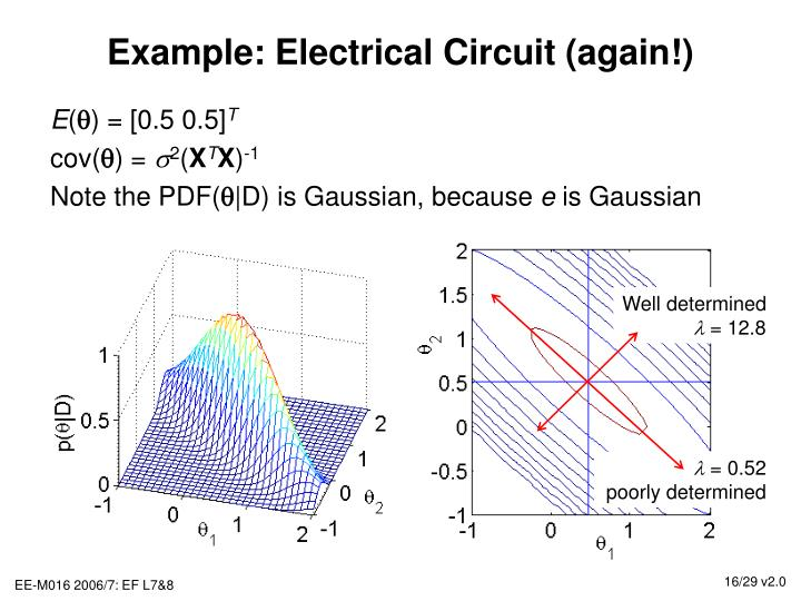 Example: Electrical Circuit (again!)