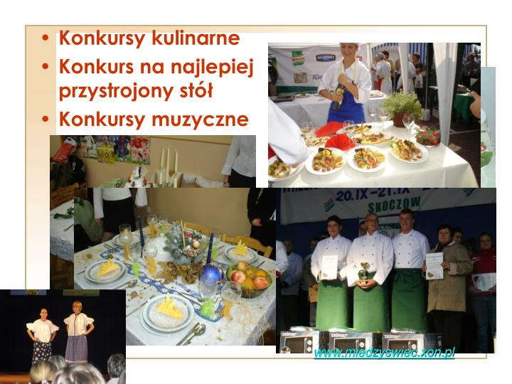 Konkursy kulinarne