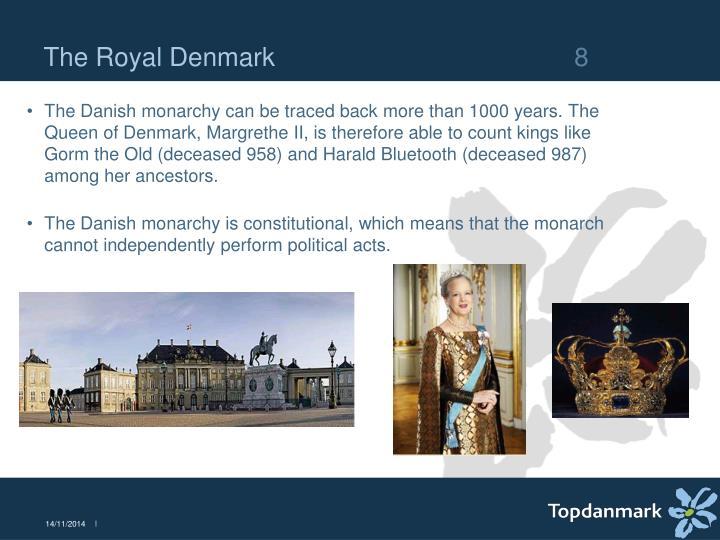 The Royal Denmark