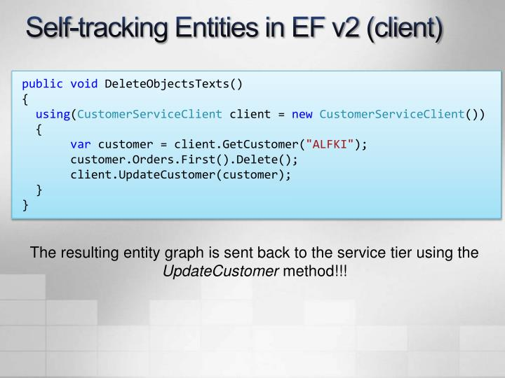 Self-tracking Entities in EF v2 (client)