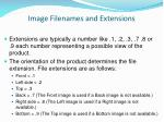 image filenames and extensions1