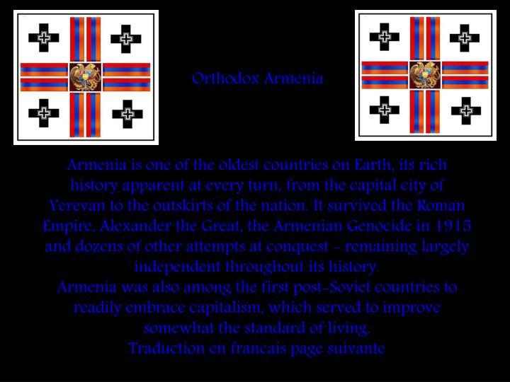 Orthodox Armenia
