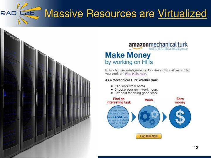 Massive Resources are