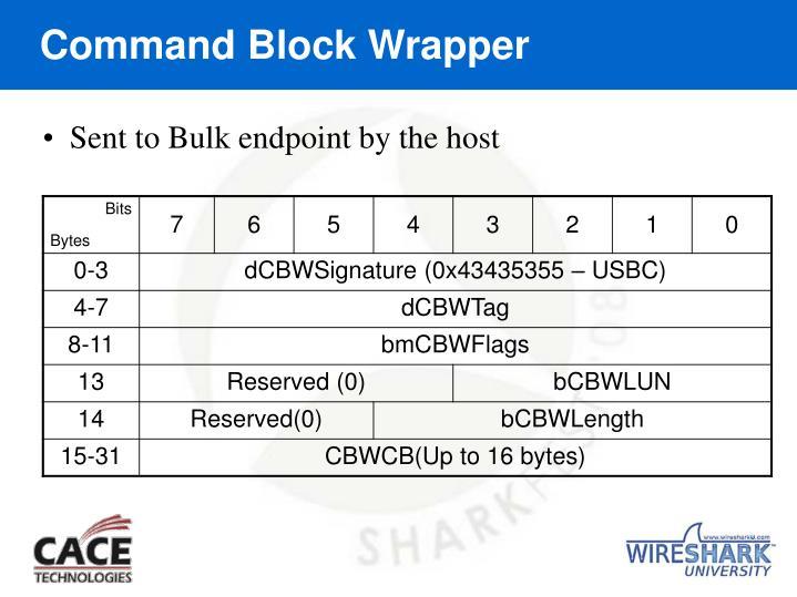 Command Block Wrapper