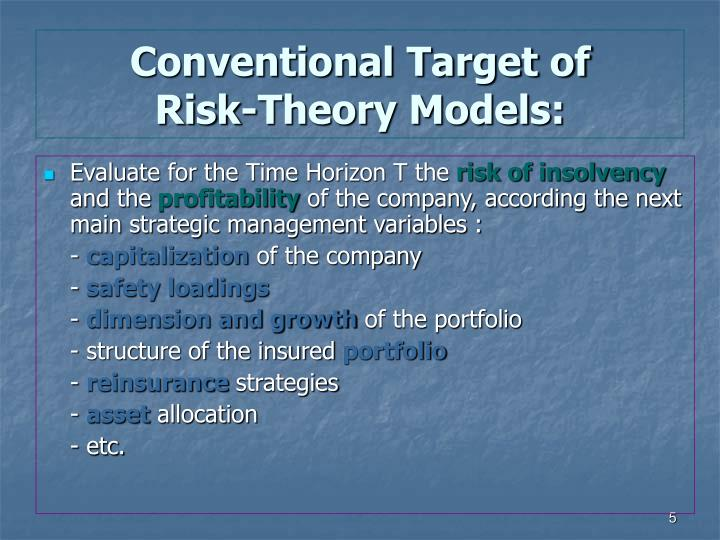 Conventional Target of