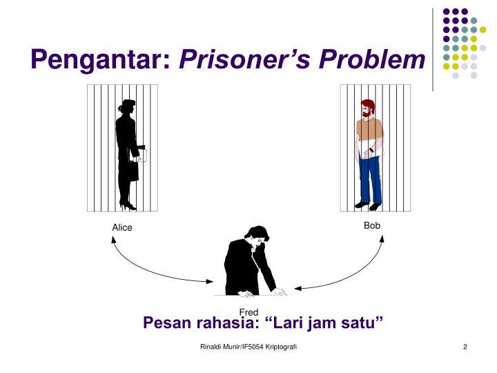 Pengantar prisoner s problem
