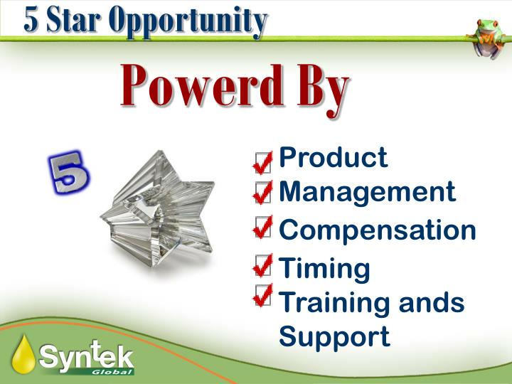 5 Star Opportunity