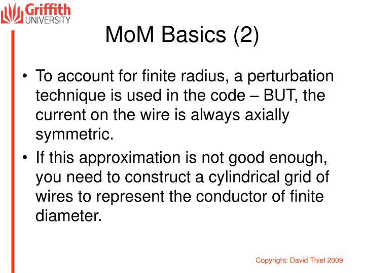 MoM Basics (2)