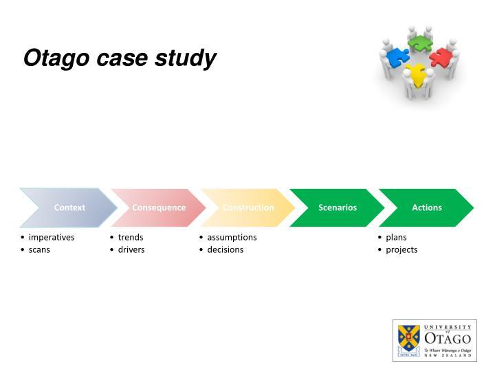 Otago case study