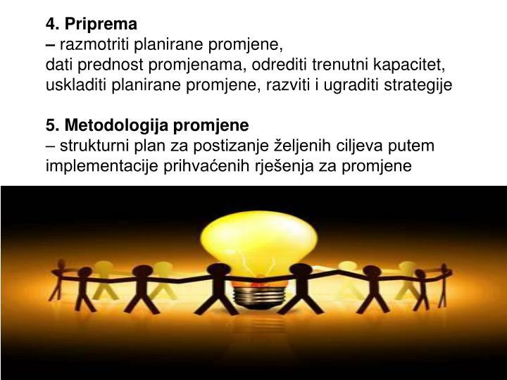 4. Priprema