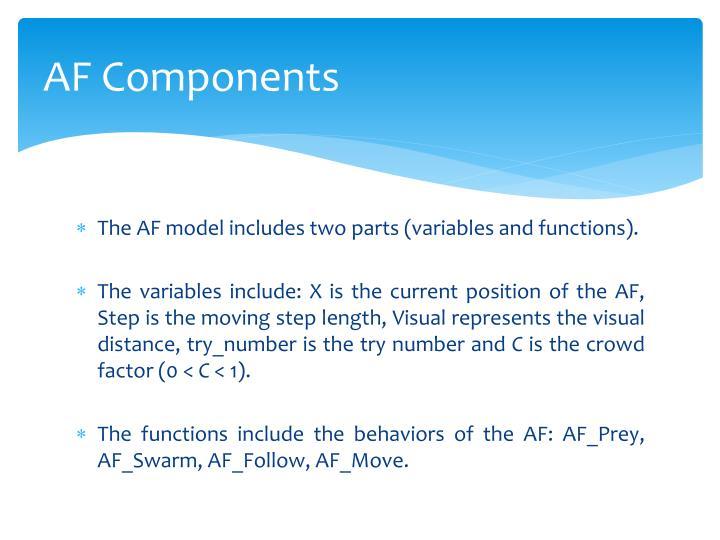 AF Components