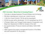 p p cornubia mixed use housing project