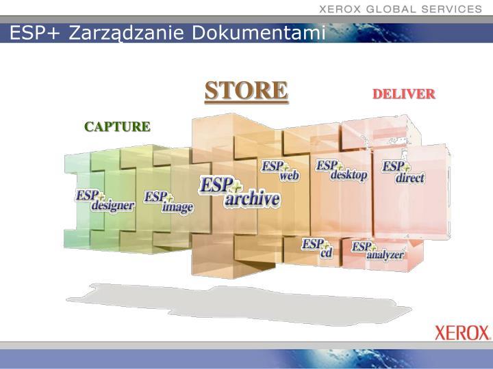 ESP+ Zarządzanie Dokumentami
