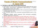 trends of mobile communications in japan 2 6
