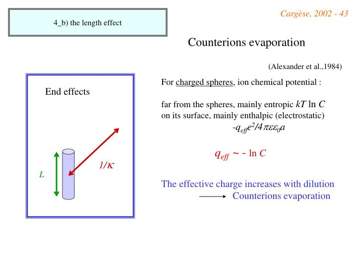 4_b) the length effect