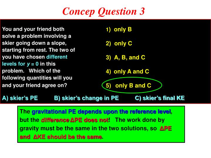 Concep Question 3
