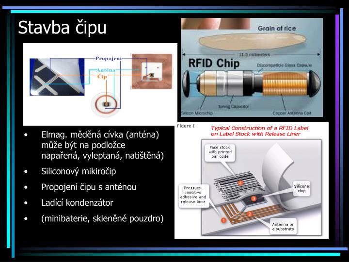 Stavba čipu