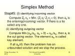simplex method3