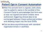 patient opt in consent automation3