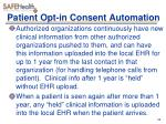 patient opt in consent automation5