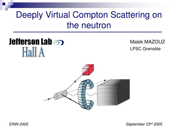 Deeply virtual compton scattering on the neutron