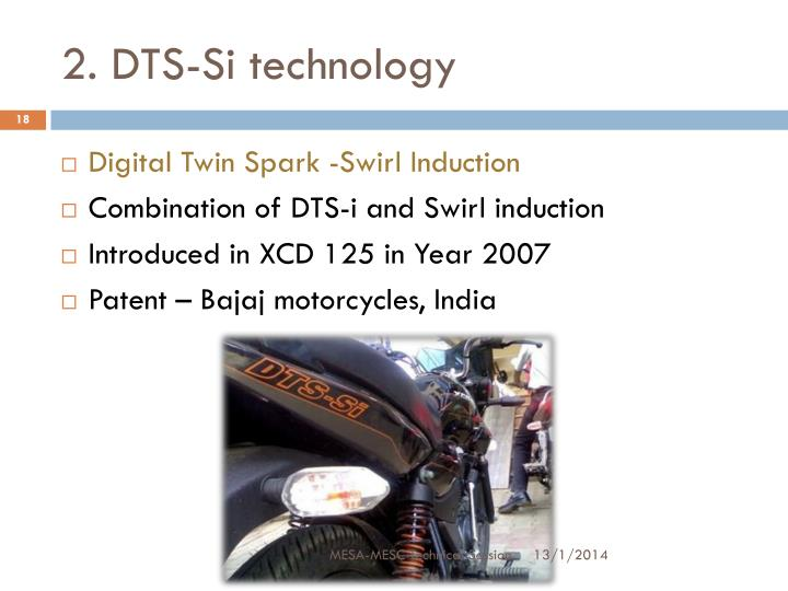 2. DTS-Si technology
