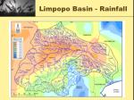 limpopo basin rainfall