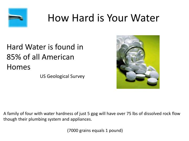 How Hard is Your Water