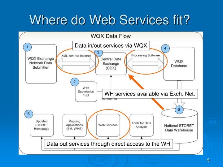 Where do Web Services fit?