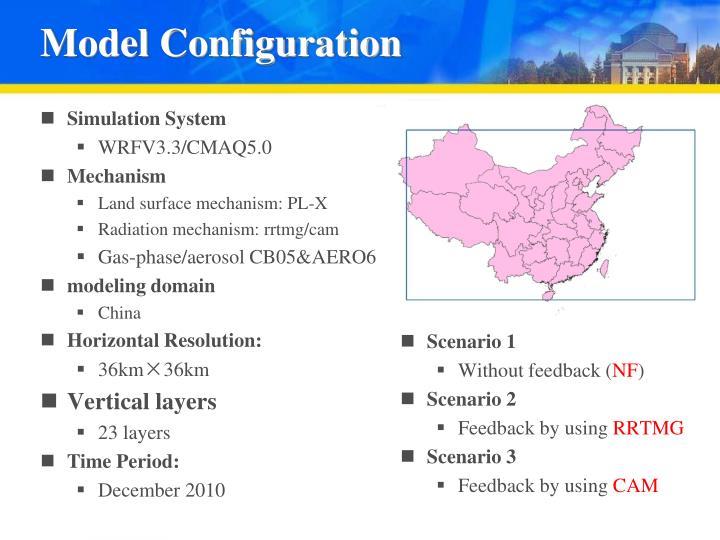 Model Configuration