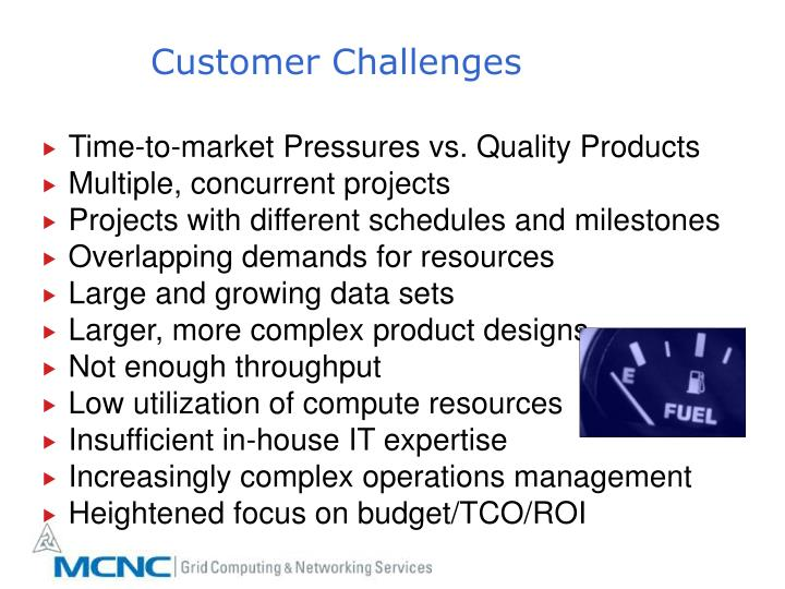 Time-to-market Pressures vs. Quality Products