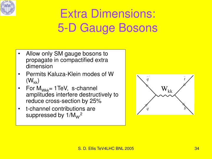 Extra Dimensions: