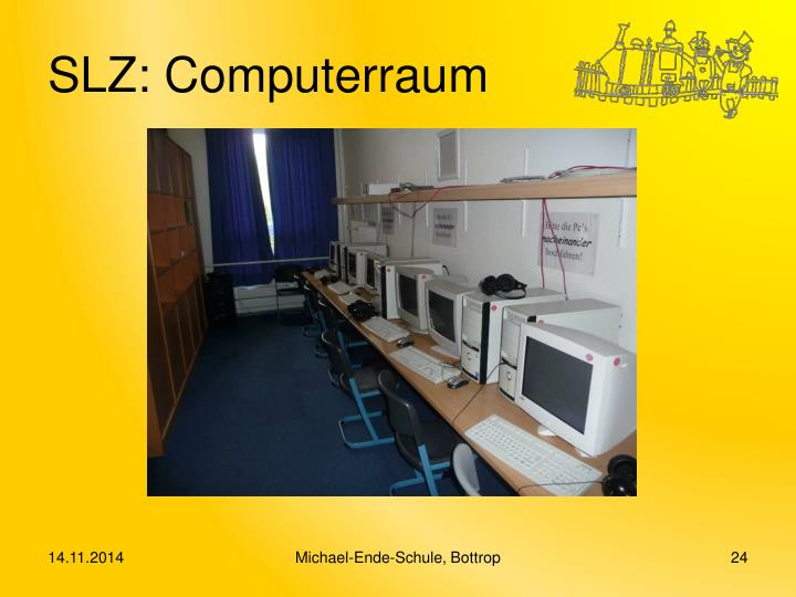 SLZ: Computerraum