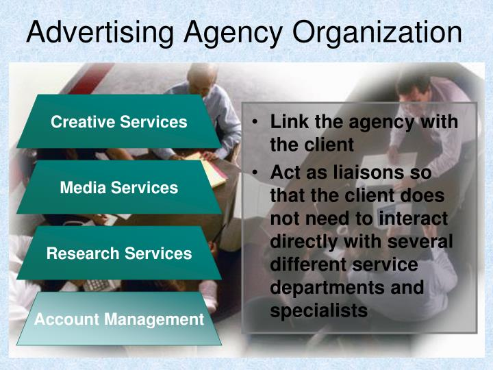 Advertising Agency Organization