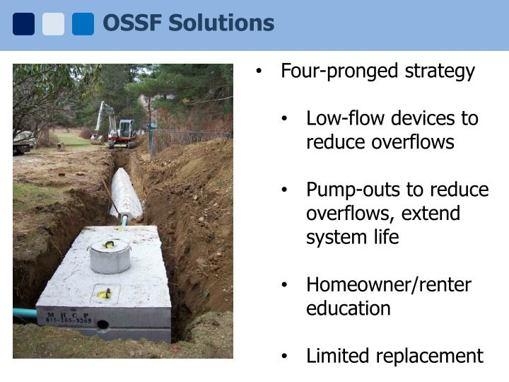 OSSF Solutions