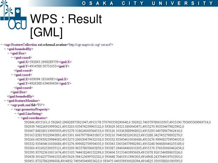 WPS : Result
