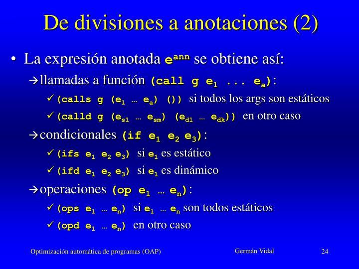 De divisiones a anotaciones (2)