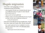 illegale migranten