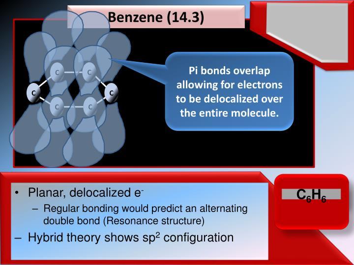 Benzene (14.3)