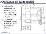 estructura del puerto paralelo4