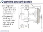 estructura del puerto paralelo5