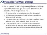 protocolo firewire arbitraje1