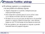 protocolo firewire arbitraje2