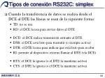 tipos de conexi n rs232c simplex1
